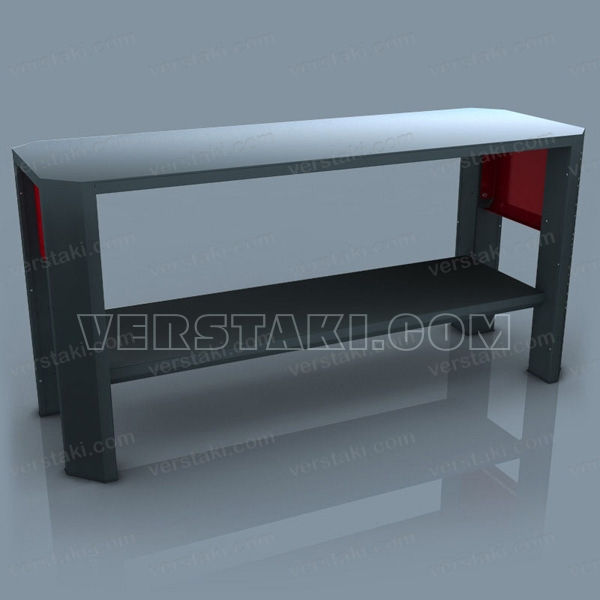 Стол рабочий металлический