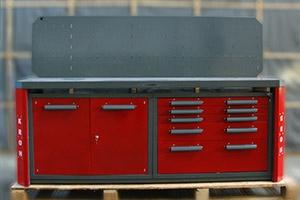 Слесарный металлический верстак серии Гефест-ВС-2244