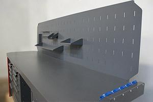 Фото рабочей поверхности верстака Гефест-ВС-5509-ЭПО