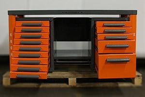 Верстак Гефест-ВС-905 с выдвижными ящиками