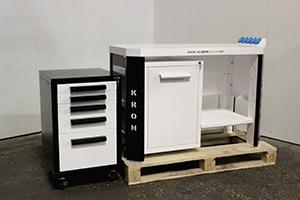Фотография набора мебели серии Гефест-НМ-16 общий вид