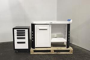 Фото набора мебели серии Гефест-НМ-16 вид спереди