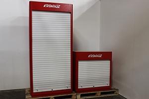 Набор шкафов серии KronVuz Box общий вид
