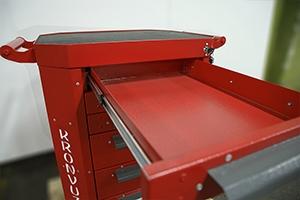 Фотографии выдвижного ящика тумбы УКС.ТИ-1