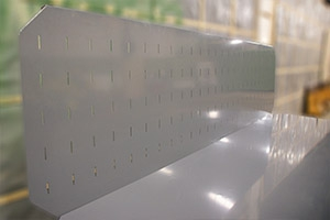 Столешница и экран слесарного верстака Гефест-ВС-1111