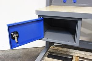 Навесная тумба рабочего места KronVuz Pro 3103-SLDR