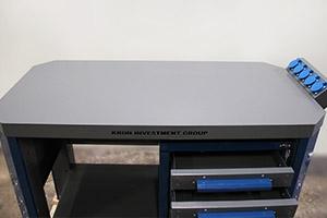 Фото верстака слесарного ВС-05 серии Гефест вид №2