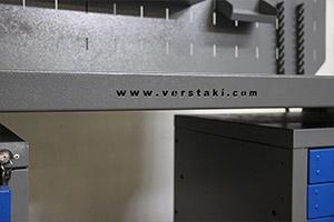 Фото верстака слесарного ВС-505-ЭП-0 серии Гефест вид №7