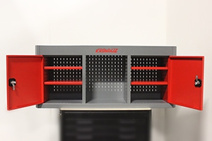 Фото металлического шкафа KronVuz-Box