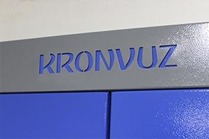 Фото собственного логотипа шкафа навесного KronVuz