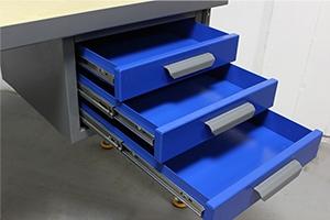 Металлические ящики в открытом виде серии KronVuz