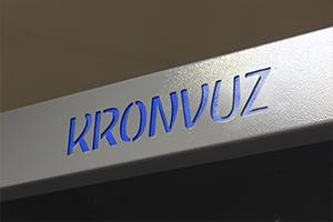 Своя надпись на изделии верстака серии KronVuz