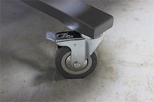 Комплект колес для рабочего места KronVuz