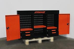 Фото навесного шкафа KronVuz-7432 общий вид