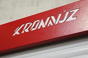 Надпись на инструментальном шкафу KronVuz Box 1031R