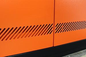 Вентиляционные отверствия шкафа KronVuz Box 1321-11