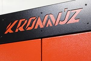 Логотип на корпусе KronVuz Box 1321-1