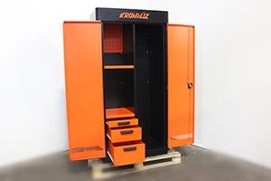 Фото шкафа KronVuz Box 1321-11 в открытом виде