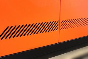 Вентиляционные отверстия шкафа KronVuz Box 2320-01