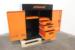 Фото выдвижных ящиков шкафа KronVuz Box 2320-01