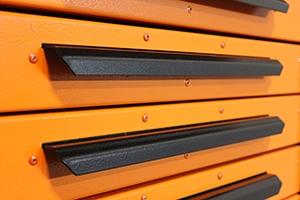 Ручки выдвижных ящиков тележки KronVuz TB 901