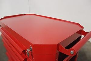Фото рабочей поверхности тележки Гефест-ТИ-6