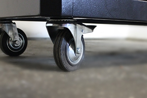 Комплект колес тумбы KronVuz TBS 2500