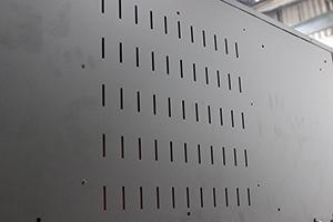 Фото перфорированной стенки верстака KronVuz 166-7000