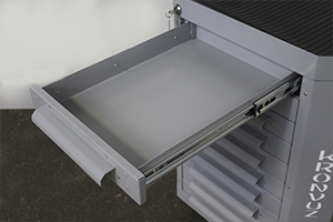 Фото металлического ящика в открытом виде