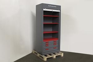 Фото инструментального шкафа KronVuz Box 1430R