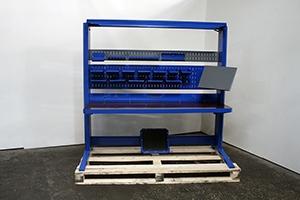 Фотография рабочего стола KronVuz Pro WP-1000 SLDP вид спереди