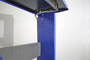 Перфорация рабочего стола KronVuz Pro WP-1000 SLDP