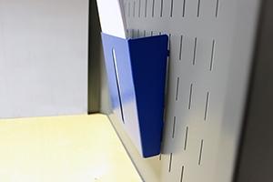 Фотография лотка для бумаг вид сбоку