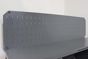 Перфорированный экран набора мебели Гефест-НМ-15