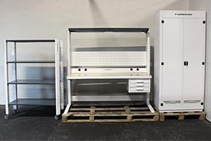 Металлическая мебель серии KronVuz Pro