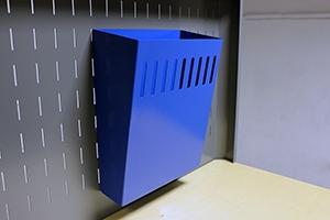 Фотография навесной корзины для мусора KV-LB2