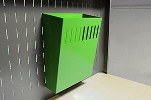 Фото навесной корзины для мусора KV-LB2