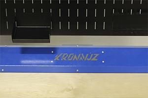 Своя надпись на рабочем столе серии KronVuz