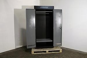 Шкаф инструментальный KronVuz в открытом виде