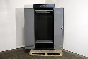 Металлические двери шкафа KronVuz Box 1020-10