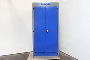 Фото шкафа инструментального KronVuz Box 1120-10 вид спереди