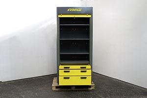 Шкаф KronVuz Box 1340R в открытом виде