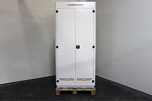 Металлический шкафа KronVuz Box 1650