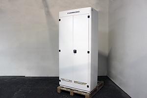 Шкаф KronVuz Box 1650 вид сбоку