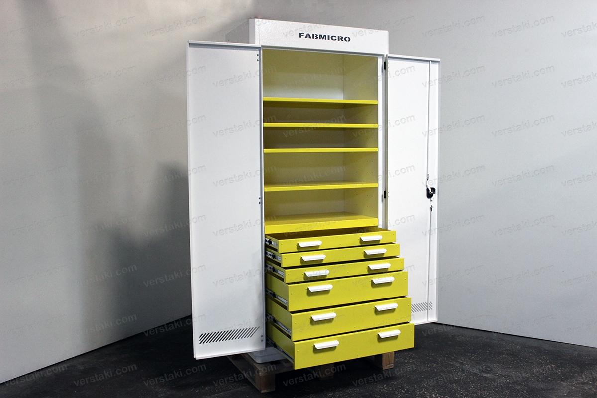 Выдвижные ящики шкафа серии KronVuz