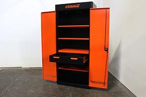 Фотография шкафа KronVuz Box 2140 в открытом виде