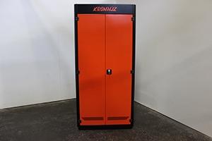 Шкаф KronVuz Box 2140 в закрытом виде