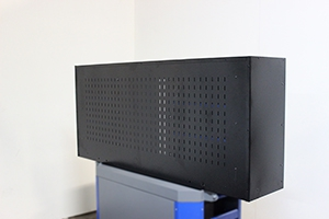 Фото навесного шкафа KronVuz Box-7042 вид сзади