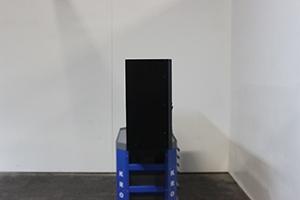 Фото навесного шкафа KronVuz вид сбоку