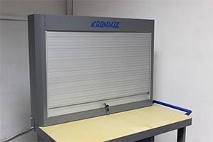 Фотография шкафа навесного узкого KronVuz Box 6000R